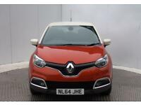 Renault Captur DYNAMIQUE S MEDIANAV ENERGY DCI S/S (multi coloured) 2014-09-30