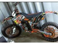 Ktm125sx .. NO OFFERS please read discription