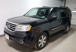 2015 Honda Pilot Touring | Rmt start | DVD | Running boards | Na