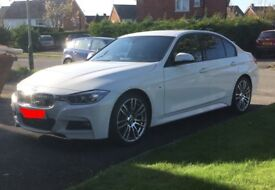 BMW 3 Series (F30) 320D M Sport 2.0 Diesel Automatic Saloon with M Sport Plus Package & other extras