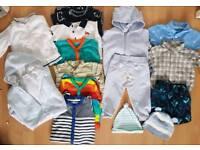 Boys bundle 6-9 months Next, Gap, M&P