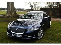 FOR SALE MY IMMACULATE LOW MILEAGE JAGUAR XJ PORTFOLIO 3.0 LTR DIESEL WITH 6 MONTHS WARRANTY AND FSH