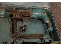Makita SDS hammer drill HR2470