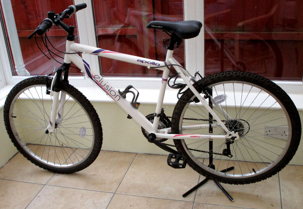 Apollo Elusion Womens Mountain Bike 20 In Chippenham Wiltshire