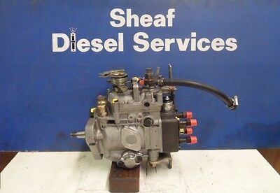 Nissan Forklift 2.53 Tonne - Zexel - Sd25 Engine Diesel Injectioninjector Pump