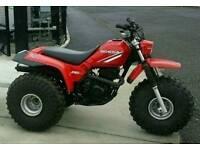 1985 Honda atc 250sx trike rare classic motorbike not bigred