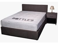 The Berlin Ottoman storage bed - King