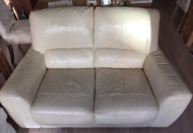 Two seater sofa (collection only)