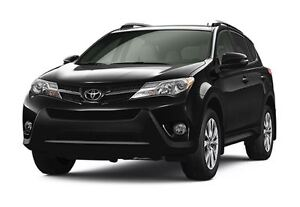 2014 Toyota RAV4 Limited with Technology Package!!