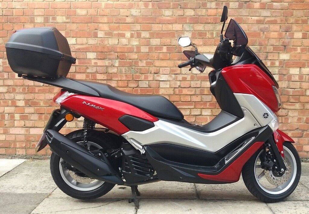 Yamaha Nmax 125cc (16 REG), Excellent Condition, One owner from new, Lots of extras!