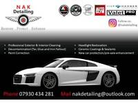 Car Wash Valeting and Detailing