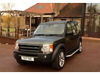 Land Rover DISCOVERY 3 2.7 TD V6 S 5dr F.S.H Immaculate in and out