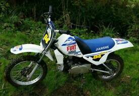 "Jianshe 80cc ""pit bike or scrambler"""