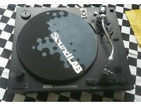 Sound lab turntable record player