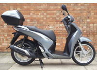 Honda SH 125, ONLY 3300 miles on the clock