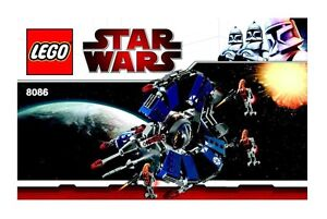Lego Star Wars Droid Tri-Fighter