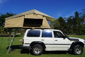 SHERPA DELUXE ROOF TOP TENTS - 2 Person IN BROWN OR GREY Willow Vale Gold Coast North Preview