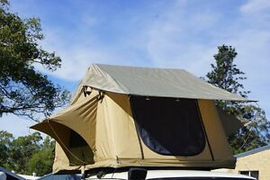 SHERPA DELUXE ROOF TOP TENTS - 2 Person NEW IN BOX