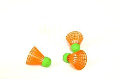 "Speed Badminton-Ersatzbälle ""High-Speed"" - 3er Set"