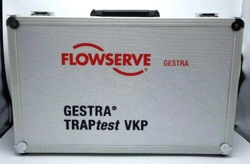 FlowServe Gestra AG TRAPtest VKP 40 Ex Storage Box Portable Hard Case w/ Foam
