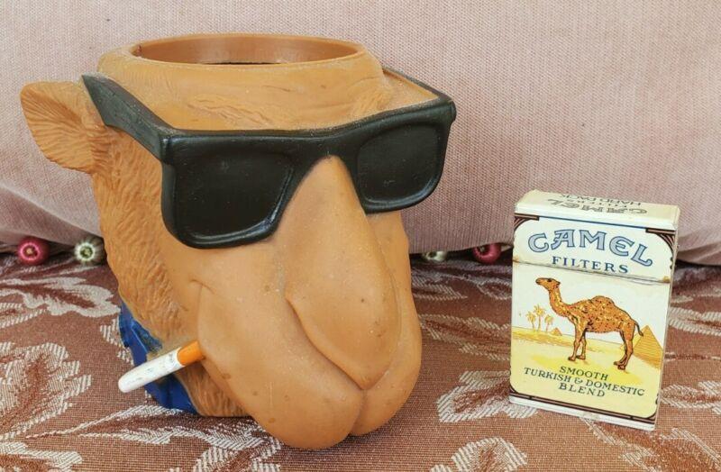 "Vintage Camel Lighter and Joe Koozie ""Free Shipping"""