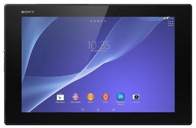 Sony Xperia Z2 SGP521 16GB, Wi-Fi + 4G (Unlocked), 10.1in - Black Tablet USA