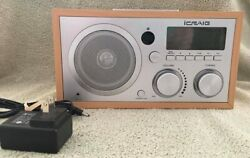 i Craig Alarm Clock Radio, 30 pin Docking Station, Model No. CMB3215, VERY GOOD!