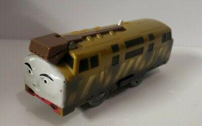 Thomas The Train 2013 Mattel DIESEL 10 TRACKMASTER Motorized WORKS