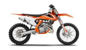 LAST ONE - New 2018 KTM 250SX only $9995