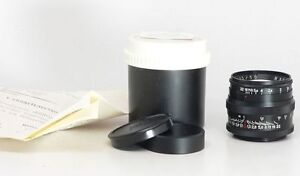 NEW black JUPITER-3 1.5 50 Lens screw M39 rangefinder #851555