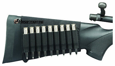 Hunting Diligent Hunters Specialties Rifle Shell Holder With Pouch
