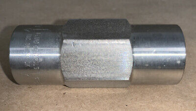 Fluid Controls Inc 12 303 Stainless Steel Check Valve Cv700 Viton O-ring