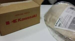 Genuine Kawasaki Crash Knob + Highrise Windscreen (New) Kensington Eastern Suburbs Preview