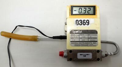 Sierra Instruments Nitrogen Flow Meter 822s-l-2-ov1 Pv1-v1-a1 Ships Today