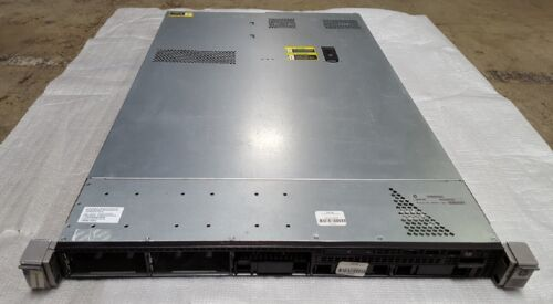 "Hp Proliant Dl360p G8 2.5""x8 Bays Server 2x Intel Xeon E5-2609 48gb Ram 2x Psu"