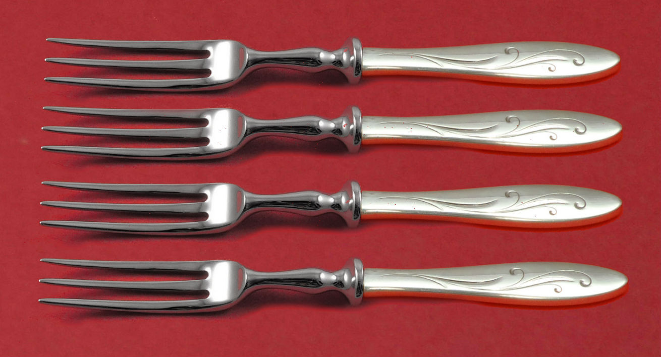 """Craftsman by Towle Sterling Silver Mustard Ladle Custom Made 4 5//8/"""""""