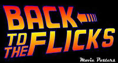 Back To The Flicks Movie Posters