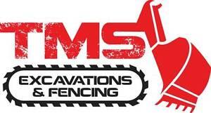 TMS Excavations & Fencing Rockhampton Rockhampton City Preview