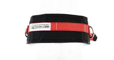 Traega Bx1 Lightweigh Premium Work Positioning Comfortable Breathable Belt En358