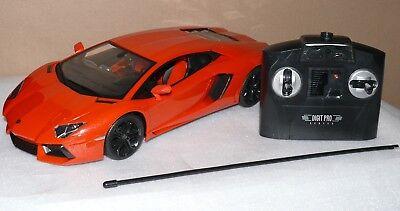 MZ2025 Lamborghini Aventador LP700-4 1:14 RC Spielzeug Sport Renn auto FB Orange