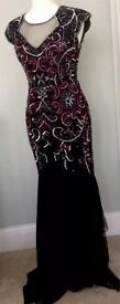 BNWT miss selfridge prom/ evening dress