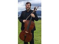 Piano and Cello Teacher - Glasgow