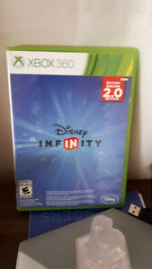 Disney Infinity Bundle- Xbox 360