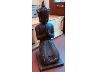 Large Buddha statue