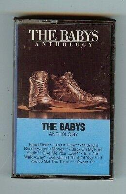 THE BABYS - ANTHOLOGY - CASSETTE - USED