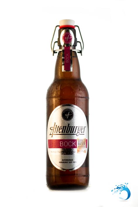 ALTENBURGER BOCK ~ 20 Flaschen kräftiges Starkbier