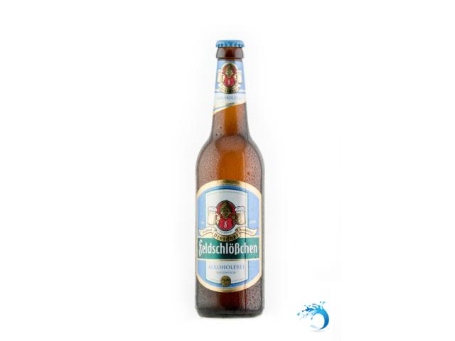 20 Flaschen ~ Dresdner FELDSCHLÖSSCHEN alkoholfrei isotonisch Sachsen Dresden