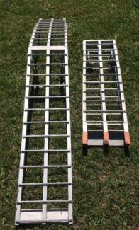 Car Ramps- Barely used Arundel Gold Coast City Preview