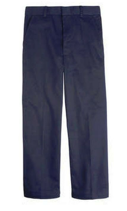 French Toast Boys Pants SLIM  Navy/Khaki   NEW   School Uniform