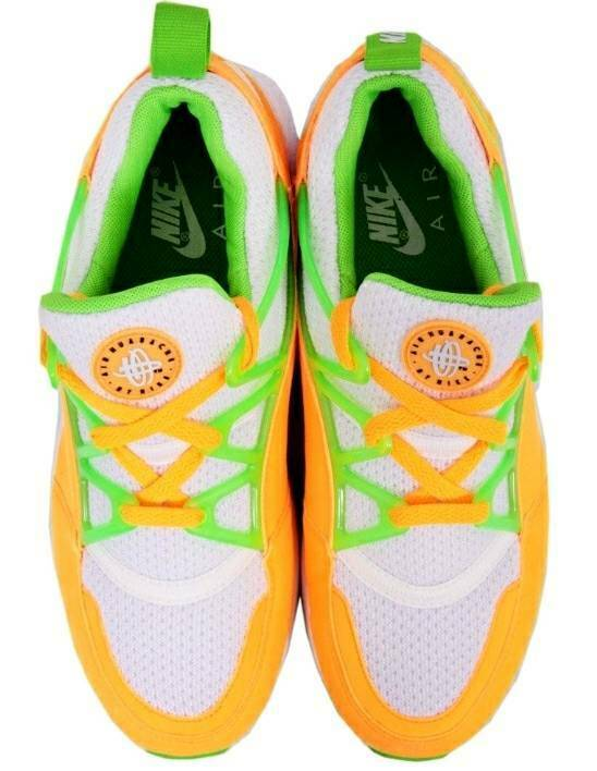 reputable site c6094 1a29b ... atomic mango action green white 306127 1a875 7b002  norway nike air  huarache light size 9 78df2 4bb54